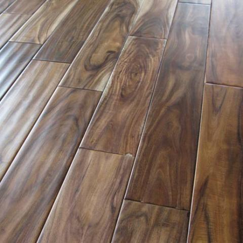 Acacia Natural Engineered Hardwood Flooring Deals