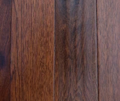 Hickory High Desert hardwood flooring